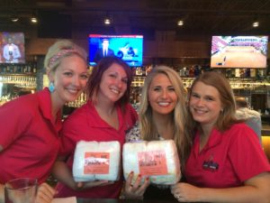 Q102, Mollie Watson, Bottoms Up for Babies, Sweet Cheeks Diaper Bank