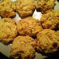 SCD Recipe: Cheddar Biscuits