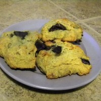 SCD Recipe: Cherry Vanilla Scones