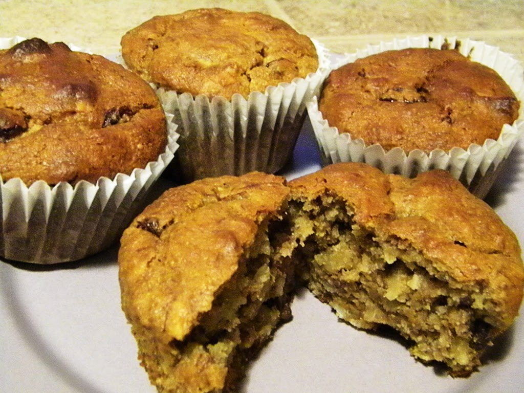 SCD Recipe: Banana Nut Breakfast Cakes