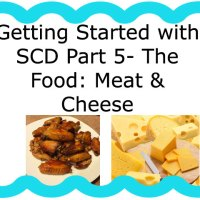 Getting Started on SCD Part 5: Illegal and Legal Foods - Meat and Cheese