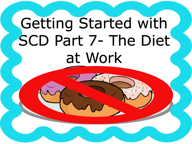 Getting Started with SCD Part 7 – The Diet at Work