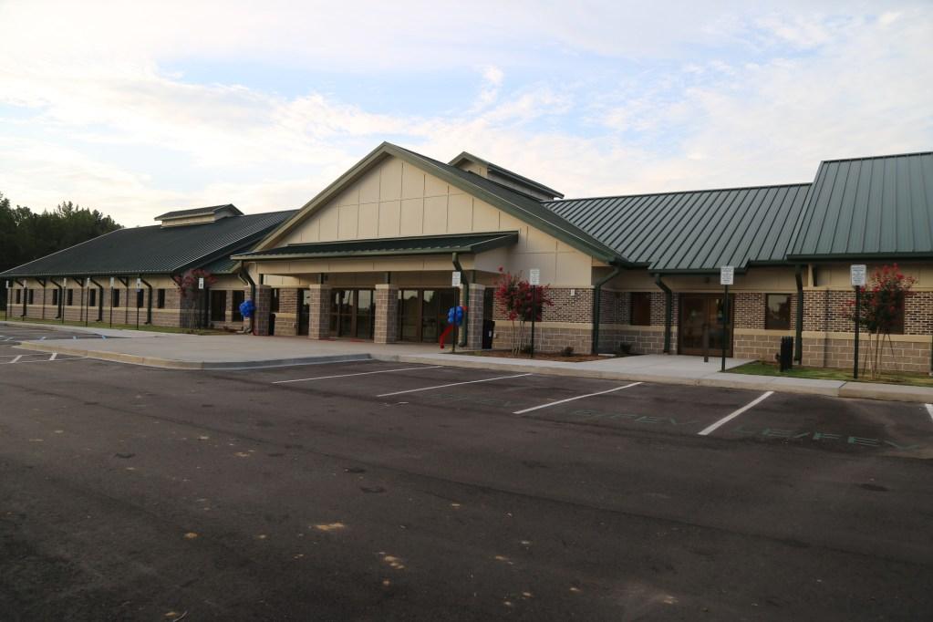 Santee-Wateree Community Mental Health Center is at 801 N. Pike West.