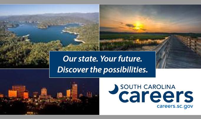 Link to Careers.sc.gov webpage