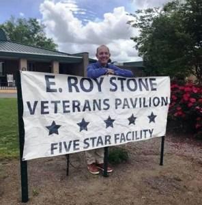 Stone Pavilion Recieves 5 Star Rating