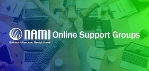 NAMI online support groups