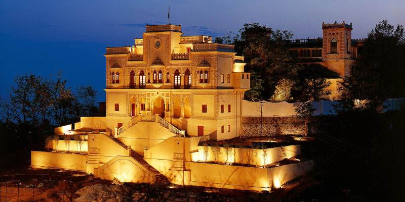 Best Luxury Spa Resort in India | Ananda Wellness Retreats