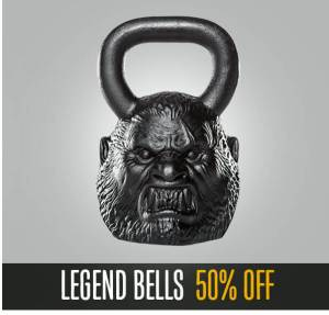 Legend Bells 50% Off