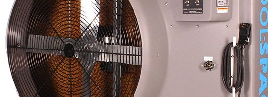 portable evaporative cooler repairs & services