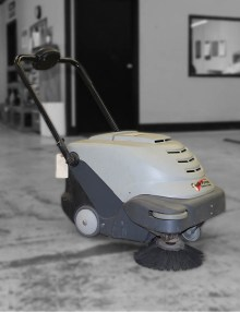 Used Eagle Power 460e Automatic Sweeper for sale