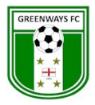 Greenways 100 Badge
