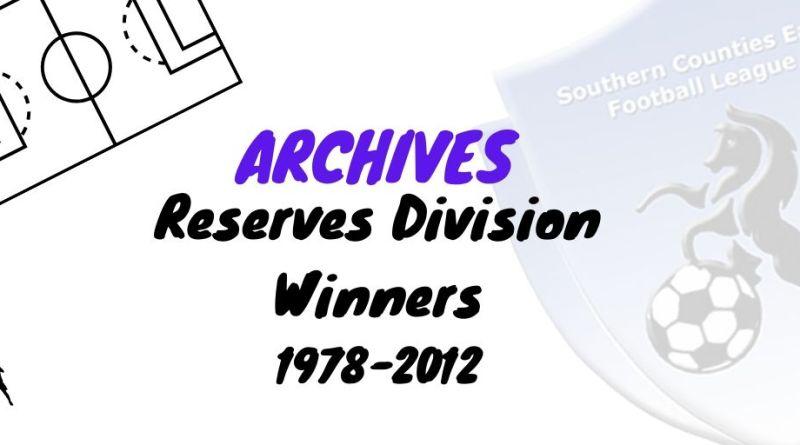scefl reserves division