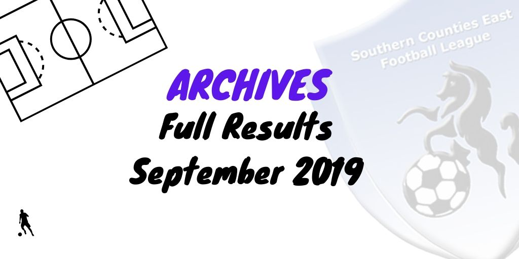 scefl season September 2019