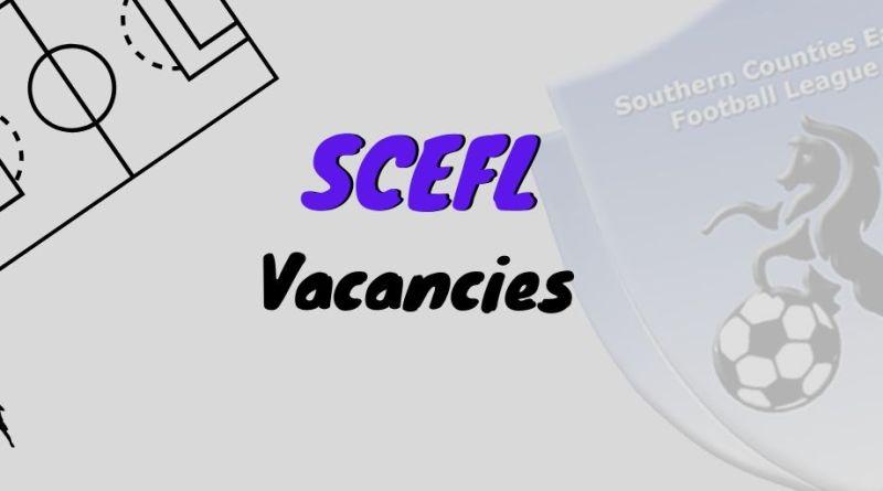 SCEFL Vacancies