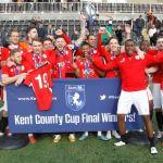 Kent Senior Trophy semi-final draw