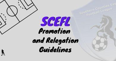 SCEFL Promotion Relegation