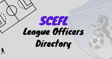 SCEFL League Officers Directory