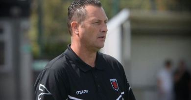 Rusthall manager phil miles