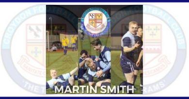 croydon martin smith