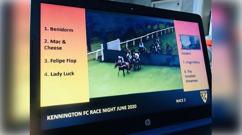kennington race night
