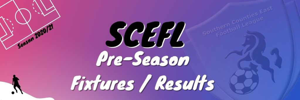 SCEFL Fixtures results