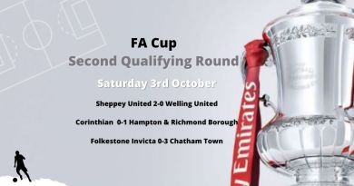 FA Cup Second Round