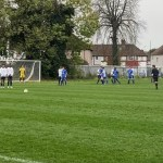 Kent Football United 1-1 Forest Hill Park