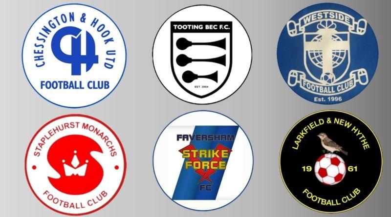 scefl new clubs 2021/22