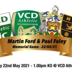 Martin Ford & Paul Foley Memorial Game