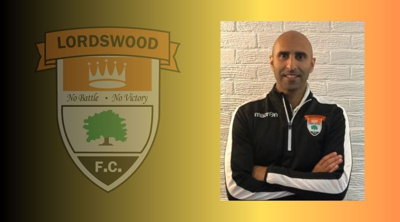 Lordswood Assistant manager
