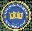 Lewisham Borough badge 100