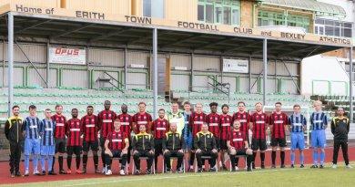 Erith Town Squad