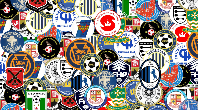 First Division Badges