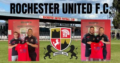 Rochester United Sign