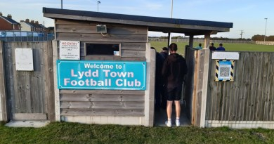 Welcome to Lydd Town
