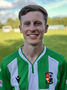 Tommy Lawrence Rusthall Midfielder