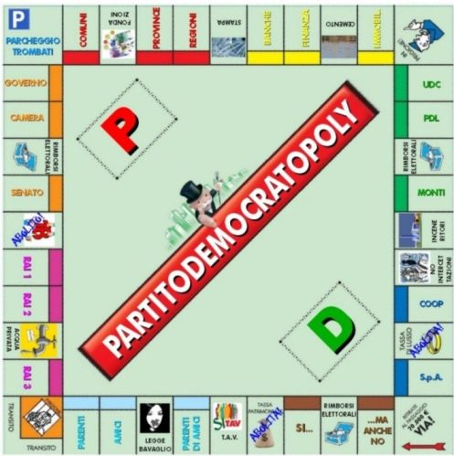 PARTITODEMOCRATOPOLY