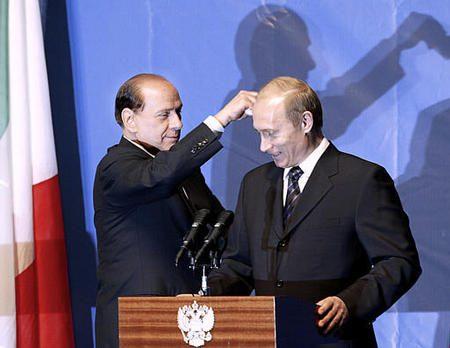 Berlusconi-e-Putin