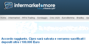 CIPRO INTERMARKETMORE