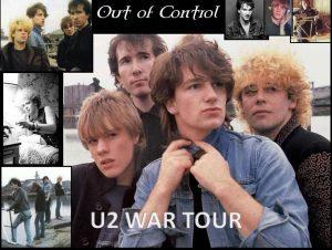 U2 WAR TOUR