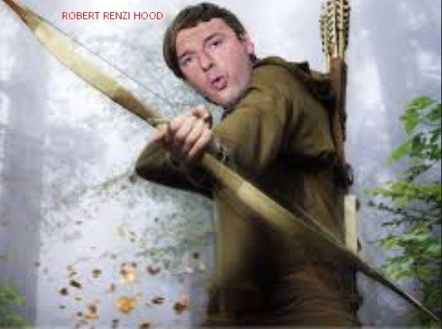 ROBERT RENZI HOOD
