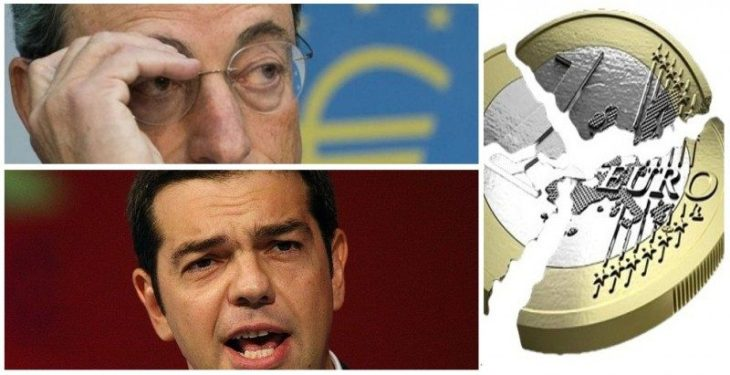 L'Euro è a più a rischio per il QE di Draghi che per Tsipras! (di Antonio Maria Rinaldi)