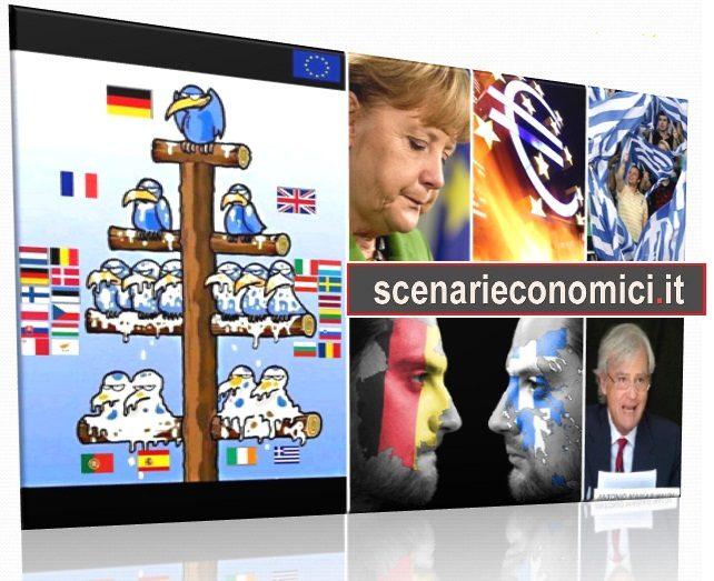Ma se invece della Grecia buttassimo fuori la Germania? (di Antonio Maria Rinaldi)