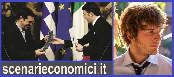 Tsipras e la cravatta di Renzi (di Diego Fusaro)