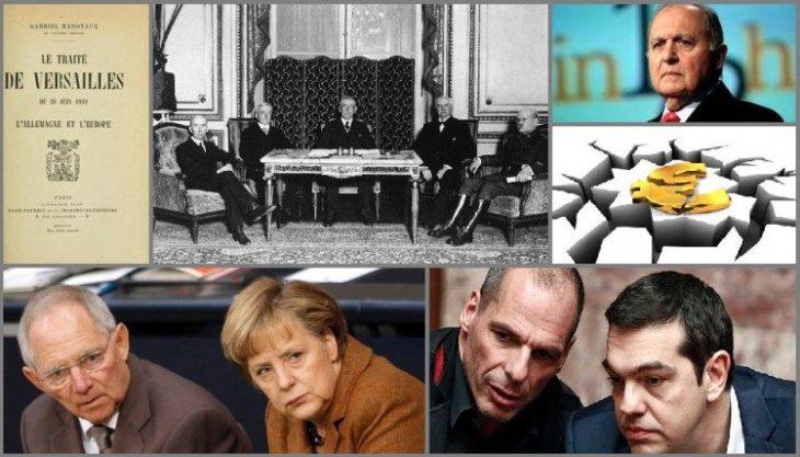Il nodo del futuro dell'Europa dopo la Versailles di Atene (di Paolo Savona)