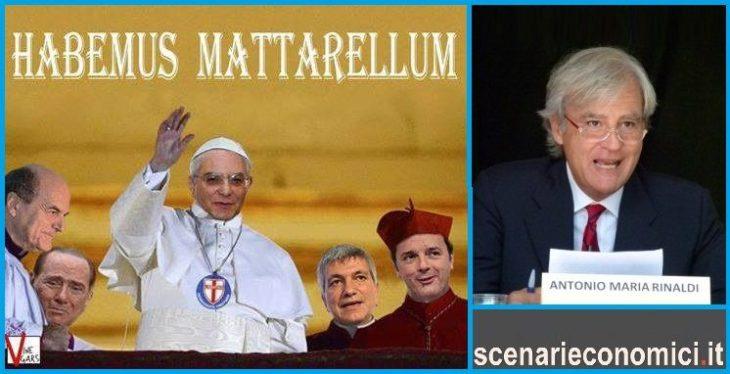 Siamo certi che con Mattarella abbia vinto Renzi? (di Antonio Maria Rinaldi)