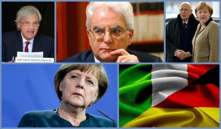 Presidente Mattarella la supplico non faccia anche lei l'inchino a Berlino! (di Antonio M. Rinaldi)