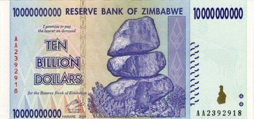 miliardi zimbabwe