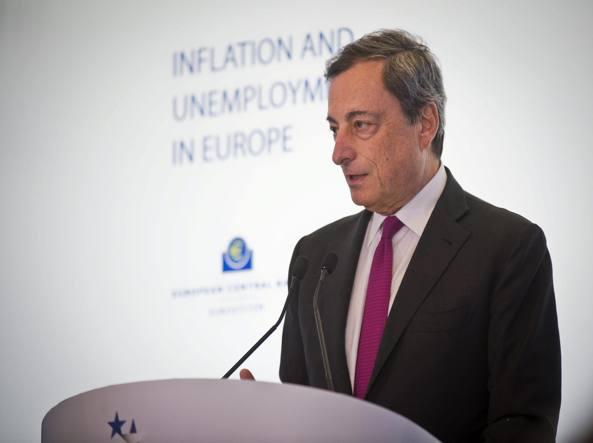 Draghi e la cecità distruttiva del capitalismo moderno