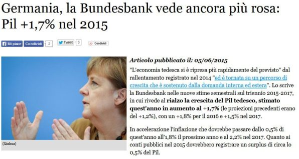 ADNKronos Bundesbnl vede rosa 062015